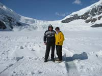 Columbia Ice Field, BC, Canada