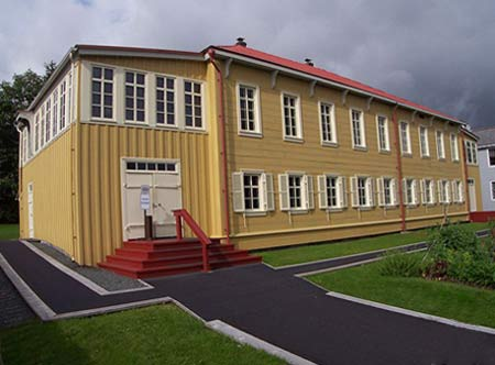 Russian bishops house sitka